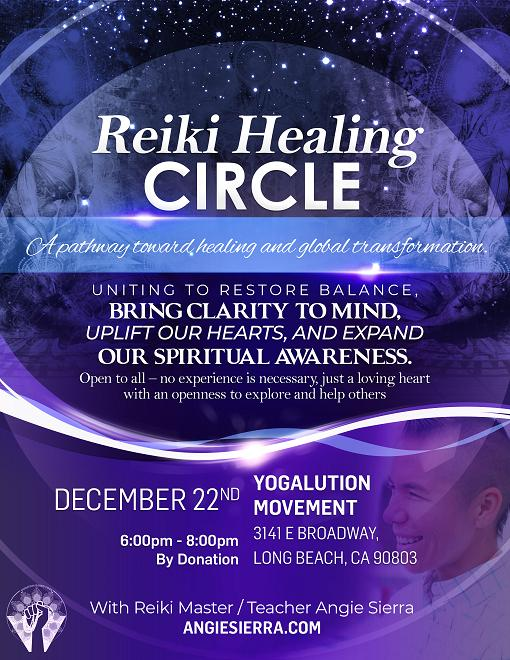 Join us for an evening of Sacred Rest, Rejuvenation, and Universal Healing.
