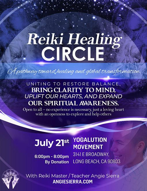 Reiki - Energy Healing Sessions